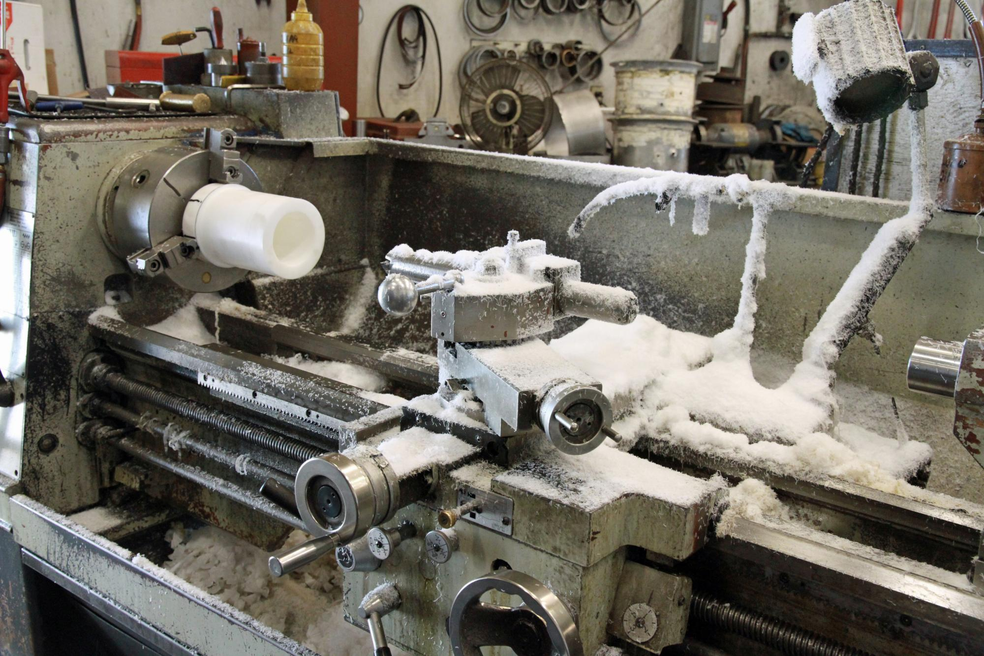 Lathe Machine user manual